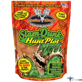 ANTLER KING FOOD PLOT SEED SLAM DUNK 1/4 ACRE 3.5LBS