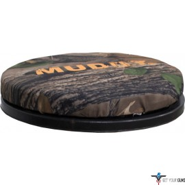 MUDDY 5-GALLON BUCKET SWIVEL TOP SEAT CAMO
