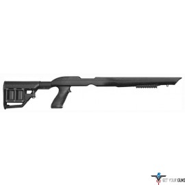 ADTAC M4 STOCK RUGER 10/22 TACTICAL BLACK SYNTHETIC
