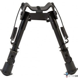 "CALDWELL XLA BIPOD 6-9"" FIXED MODEL M-LOK/KEYMOD BLACK"