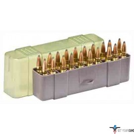 PLANO AMMO BOX MEDIUM RIFLE 20-RNDS SLIP TOP