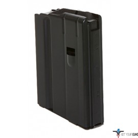 CPD MAGAZINE AR15 6.8SPC 5RD BLACKENED STAINLESS STEEL