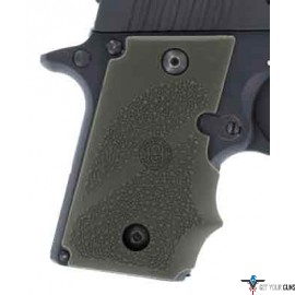HOGUE GRIPS SIGARMS P238 OD GREEN