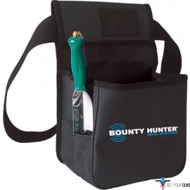 "BOUNTY HUNTER POUCH & DIGGER COMBO 2 POCKETS & 9"" DIGGER"