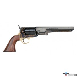 "TRADITIONS 1851 NAVY .44 CAL. REVOLVER 7.5"" CC/STEEL FRAME"