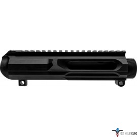 NEW FRONTIER C10 UPPER RECVR AR10 SIDE CHARGER BILLET BLACK