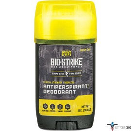 HS ANTIPERSPIRANT BIO-STRIKE 2OZ. STICK APPLICATOR