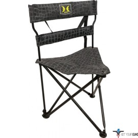 HAWK BLIND CHAIR STEALTH TRI-STOOL