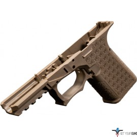 GREY GHOST PREC COMBAT PISTOL STRIPPED FRAME FDE