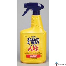 HS SCENT ELIMINATION SPRAY SCENT-A-WAY MAX 32FL OZ.