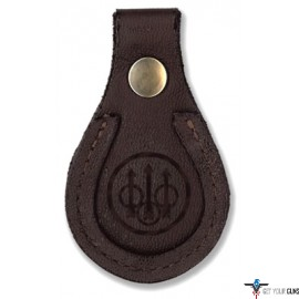 BERETTA BARREL REST/TOE PAD TAN LEATHER