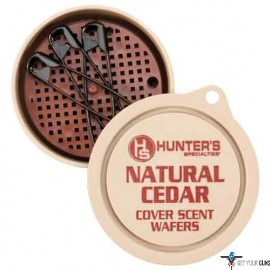 HS SCENT WAFERS NATURAL CEDAR SCENT 3-PACK