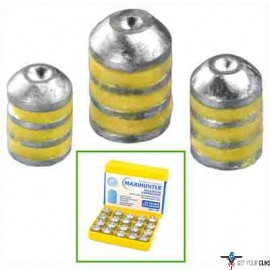 T/C BULLET MAXI-HUNTER .50CAL. 350GR. PRE-LUBRICATED 20-PACK