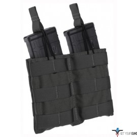 TAC SHIELD MOLLE POUCH DOUBLE SPEED LOAD AR-15 BLACK