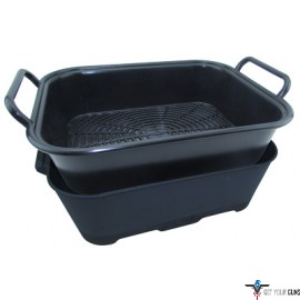 LYMAN ROTARY TUMBLER SIFTER SET FOR SIFTING CASES AND PINS