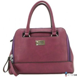 CAMELEON BELLADONNA CONCEAL CARRY PURSE CLASSIC PURSE WINE