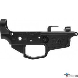 NEW FRONTIER C-5 LOWER RECVR 9MM MP5 STRIPPED BILLET BLACK