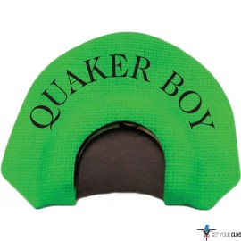 QUAKER BOY TURKEY CALL DIAPHRAGM ELEVATION DOUBLE