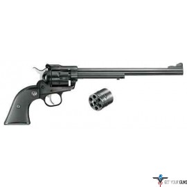 "RUGER SINGLE-SIX CONVERTIBLE .22LR/.22WMR 9.5"" AS BLUED"