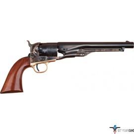 "CIMARRON 1860 ARMY CIVILIAN .44 CALIBER 8"" WALNUT"
