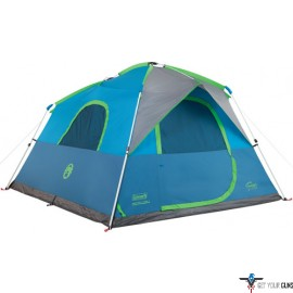 COLEMAN SIGNAL MOUNTAIN INSTNT TENT 6 PERSON 10'X9'