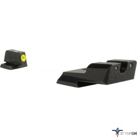 TRIJICON NIGHT SIGHT SET HD XR YELLOW OUTLINE S&W M&P