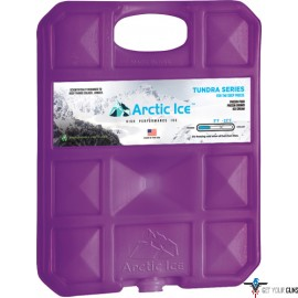 ARCTIC ICE TUNDRA SERIES XL 5 LB REUSABLE FREEZER TEMP