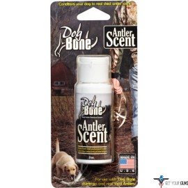 MOORE OUTDOORS DOG BONE ANTLER SCENT