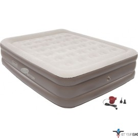 COLEMAN SUPPORTREST PILLOWSTOP PLUS DH QUEEN W/120V COMBO