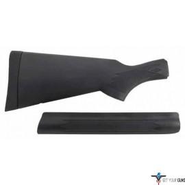 REM 1187/1100 20GA. STOCK & FOREARM BLACK SYNTHETIC