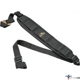 BUTLER CR. STRETCH SHOTGUN SLING NEOPRENE BLACK