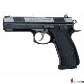 CZ 97-B .45ACP FS 10-SHOT POLYCOTE BLACK ALUMINUM GRIPS