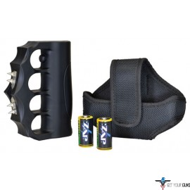 PSP ZAP STUN GUN BLAST KNUCKLE EXTREME 950,000 VOLTS BLACK