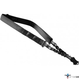 PHASE 5 SLING SINGLE POINT BUNGEE W/SNAP BLACK