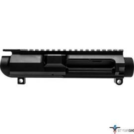 NEW FRONTIER C10 UPPER RECVR AR10 STRIPPED BILLET BLACK