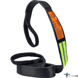 """BUBBA ROPE 3""""X20' BLACK OPS TOW STRAP"""