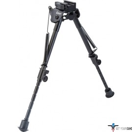 "CALDWELL BIPOD XLA 9-13"" FIXED MODEL PICATINNY MOUNT BLACK"