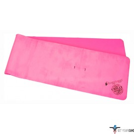 FROGG TOGGS COOLING TOWEL HEAD BAND CHILLY-SPORT PINK