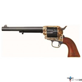 "CIMARRON GENERAL CUSTER .45LC FS 7.5"" CC/BLUED WALNUT"