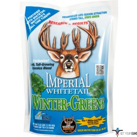 WHITETAIL INSTITUTE WINTERGREENS 1/2 ACRE 3LBS