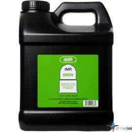 IMR POWDER GREEN 8LB. BAN