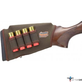 BEARTOOTH PRODUCTS BROWN COMB RAISING KIT 2.0 W/SHOTSHELL LP