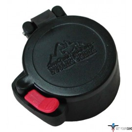 BUTLER CREEK FLIP OPEN #20 EYE SCOPE COVER BLACK