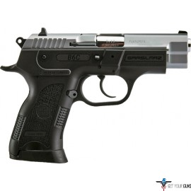 """SAR USA B6C COMPACT PISTOL 9MM 3.8"""" BBL 13RD MAG STAINLESS"""