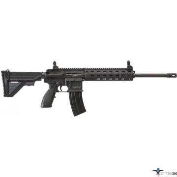 """HK MR556A1 RIFLE 5.56X45 16.5"""" BBL 30RD BLACK W/SIGHTS"""