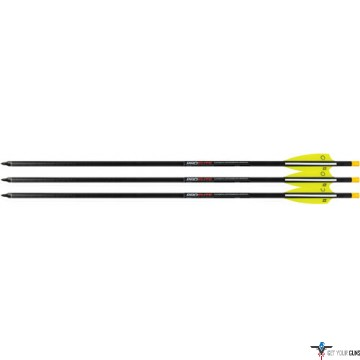 "TENPOINT XBOW ARROW 20"" PRO ELITE CARBON OMNI-NOCK 3PK"