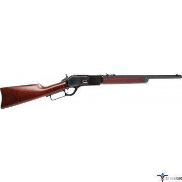 "CIMARRON 1876 TEXAS RANGER .50-95 20""OCT. BLUED WALNUT"
