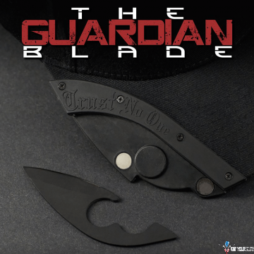 Fitted Guardian Blade Hats - By Trust No One
